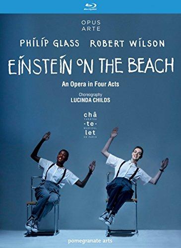 Philip Glass & Robert Wilson: Einstein on the Beach [Blu-ray]