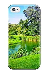 High Grade AllenJGrant Flexible Tpu Case For Iphone 4/4s - S Of Nature