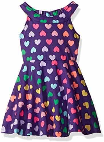 The Children's Place Baby-Girls' Sweet Li'l U-Neck Halter Dress