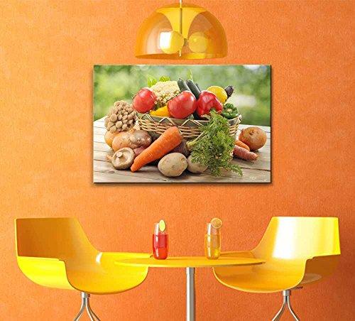 Still Life Fresh Vegetables Photograph Wall Decor