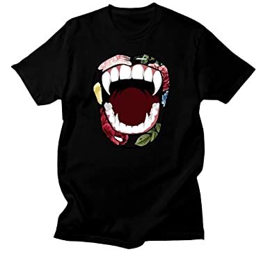 9c7da6af Custom T Shirt Matching Style of Nike Air Foamposite One Floral Foam 1-25-3  at Amazon Men's Clothing store: