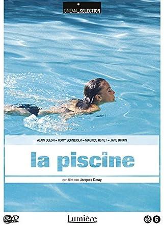 La Piscine -Digi-: Amazon.es: Cine y Series TV