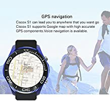 Docooler S1 Smartwatch Phone Android 5.1 Heart Rate 4GB ROM ...