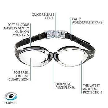 i Swim Pro Swimming Goggles