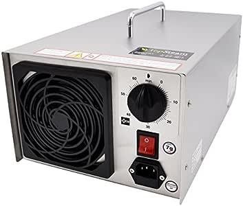Generador de Ozono 7000 MG/H con Temporizador Ozono dispositivo: Amazon.es: Hogar