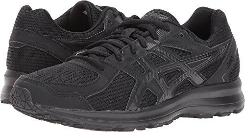 ASICS Women's T7K8N.9099 Jolt Running Shoes, Black/Onyx, 7.5