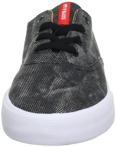 Adulto blk Sneaker Nero Unisex schwarz Wrap Supra 7xtwazccq
