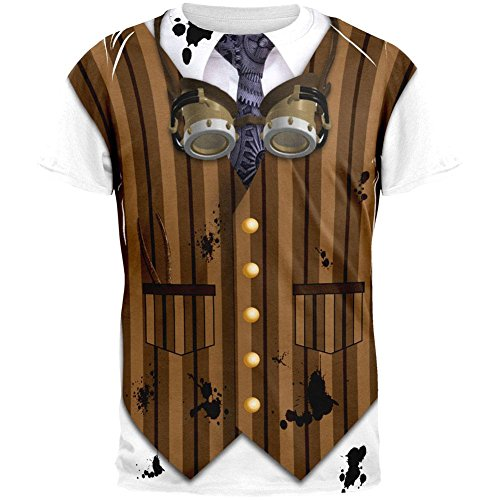 Steam Punk Engineer Costume T-Shirt