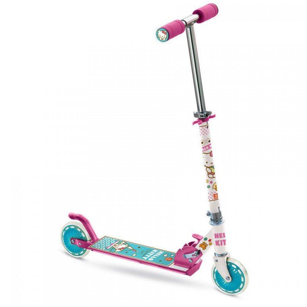 Patinete Hello Kitty aluminio: Amazon.es: Hogar