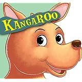 Kangaroo: Cutout Board Book