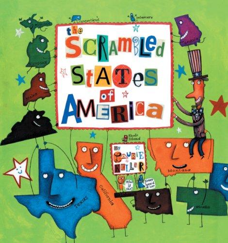 Download The Scrambled States Of America (Turtleback School & Library Binding Edition) pdf epub