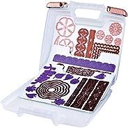 ArtBin maletín de Troqueles magnéticos - Claro contenedor de Almacenamiento, 6978AB