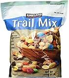 Signature Trail Mix, Peanuts, M and M Candies, Raisins, Almonds and Cashews, 4 Pound