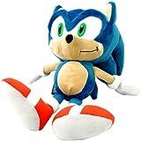 Sonic the Hedgehog Kuscheltier / Stofftier / Plüsch Figur: Sonic 26 cm (M, SEGA Toys)