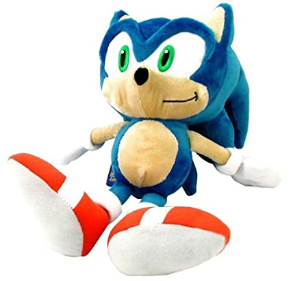 "Sanei Sonic the Hedgehog 9"" ..."