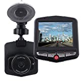 Digital Cameras On Best Deals - Free 16GB Micro SD Card Car and Truck Dash Cam ,720P Video Recorder, Digital Video Recorder, Dashboard Camera, dashcam with G-sensor Motion Detection Night Vision 140 Degrees Wide Angle Lens Car Video Camera Audio Recording and Free Wire Clips