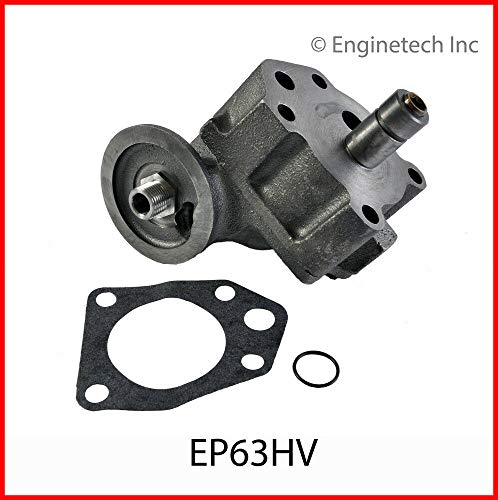 - Enginetech EP63HV Oil Pump Chrysler 361 383 400 413 426 440 High VOLUME