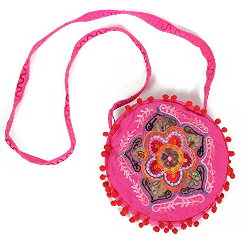 shopping de bandoleras algodón hombro amp; de colores Hab IB00V Bolso Gut y para diseños 100 bolsos Uma indio mujer diferentes coloridos y 8nA6TA4H
