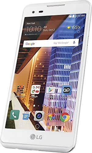 LG Tribute HD Prepaid Carrier Locked - Retail Packaging (Boost Mobile)