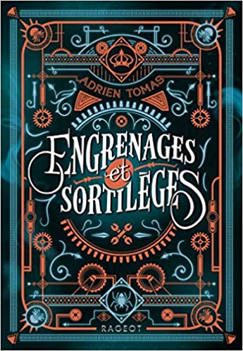 Engrenages et sortilèges de Adrien Thomas 517I66OcXjL._SX343_BO1,204,203,200_