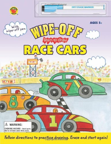 Learn to Draw Race Cars ebook