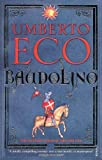 Front cover for the book Baudolino by Umberto Eco
