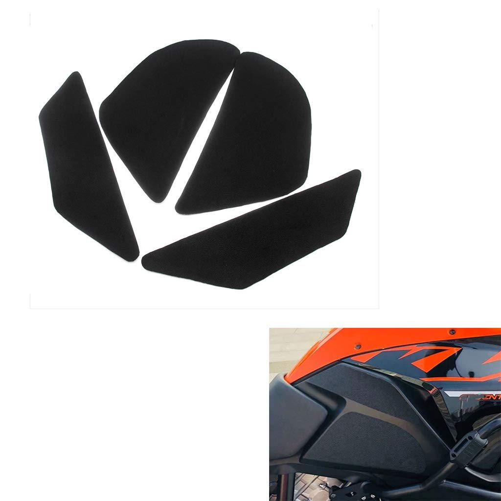 Motorcycle Tank Traction Side Gas Pad Gas Knee Sticker For KTM Adventure ADV 1050 1090 1190 1290 KTM 1050 1090 1190 1290