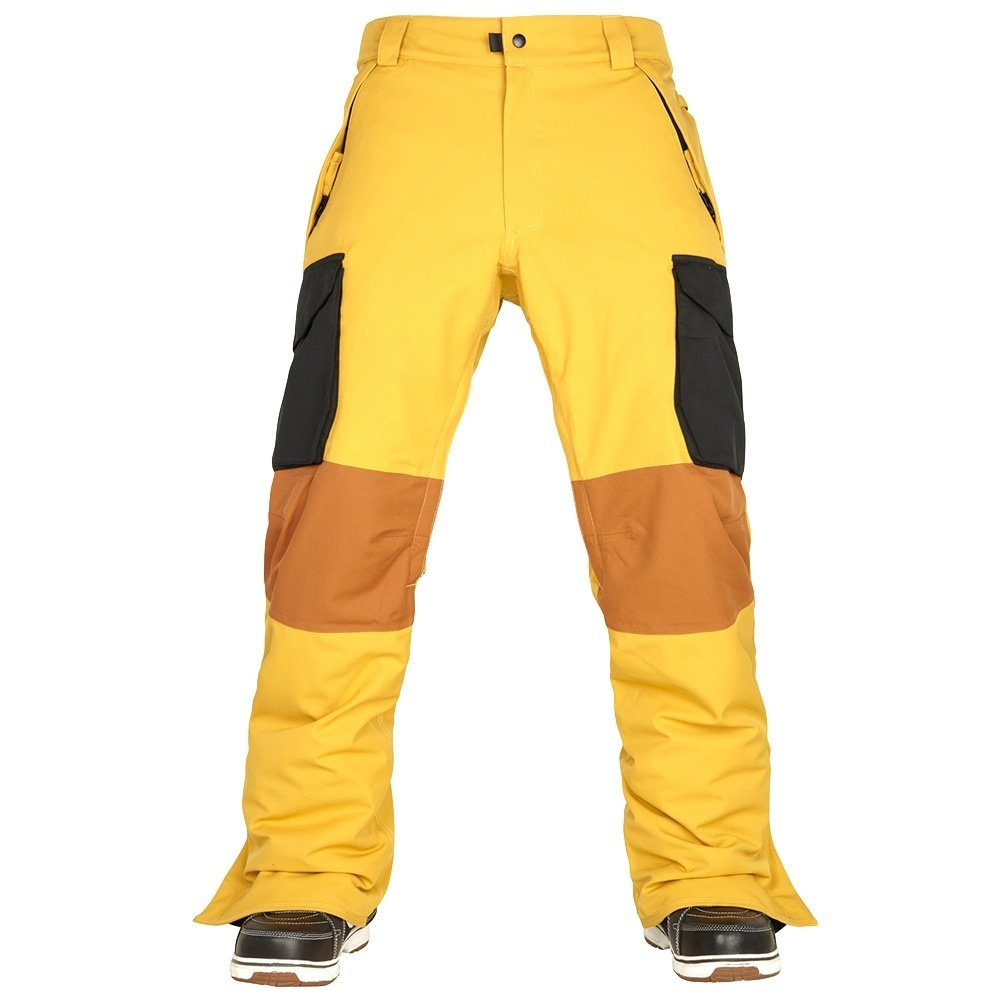 686 Mens Authentic Infinity Shell Cargo Snowboarding Pants