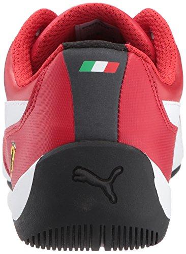 Sneaker 7 puma Rosso Men's Ferrari White Drift Cat Black puma PUMA Corsa wTqXA6n