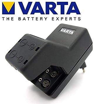 Varta Conector Carga Cargador para baterías Ni-Cd/R03/R06 ...