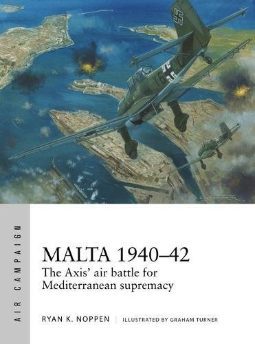 Malta 1940–42: The Axis' air engagement for Mediterranean supremacy (Air Campaign)