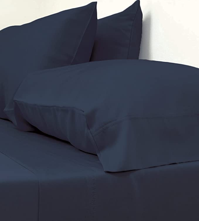 f8836b06a34 Amazon.com  Cariloha Classic Bamboo Sheets by 4 Piece Bed Sheet Set -  Softest Bed Sheets and Pillow Cases (Queen