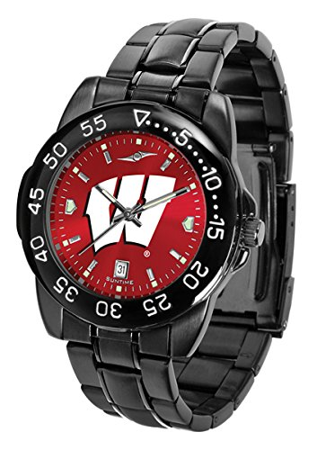 - Wisconsin Badgers Fantom Sport AnoChrome Men's Watch