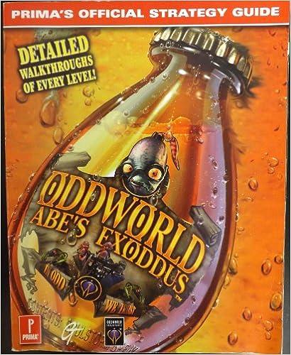 Elitetorrent Descargar Oddworld: U.k.edition: Abe's Exoddus - Official Strategy Guide Cuentos Infantiles Epub