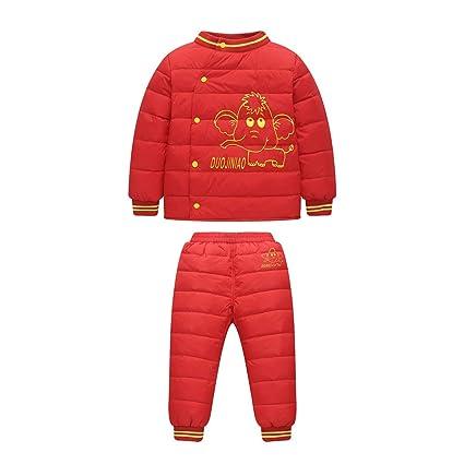 908193af65b85 XFentech Enfant Neige Vêtements - Épais Bébé Doudoune Fille Manteau Habit de  Neige Combinaison Snowsuit: Amazon.fr: Vêtements et accessoires