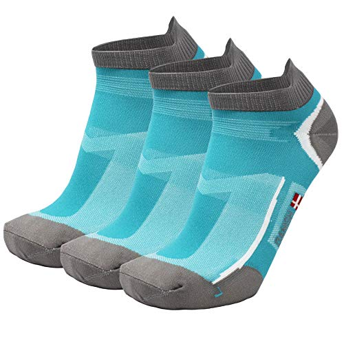 Low-Cut Running Socks for