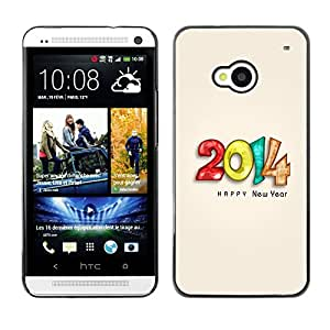 - Voyage - - Hard Plastic Protective Aluminum Back Case Skin Cover FOR HTC One M7 Queen Pattern