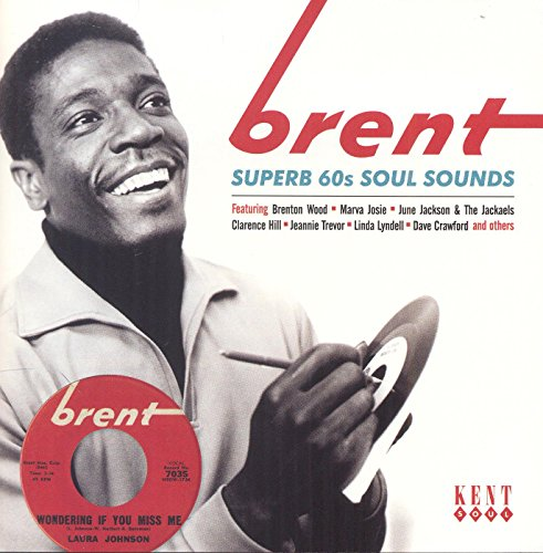 Price comparison product image Brent: Superb 60s Soul Sounds