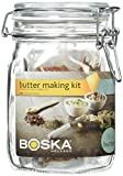 Boska Holland Fresh Butter Making Kit, Homemade Set, Life Collection