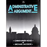 Administrative Argument
