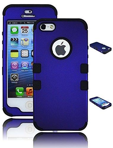 iphone 5 blue case - 2