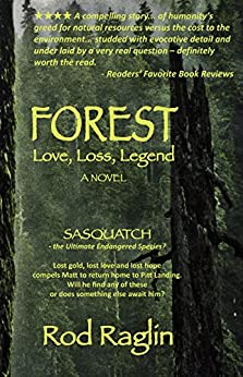 FOREST - Love, Loss, Legend by [Raglin, Rod]