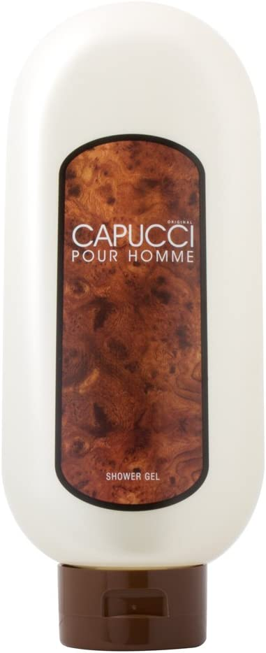 Capucci Uomo Shower Gel 400Ml: Amazon.it: Bellezza