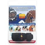 Powersplint - Sports Finger Splint Guard Protector Brace for adults & children, all sports