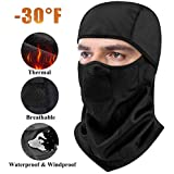 Balaclava Face Mask Cold Weather Hats for Men...