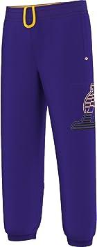 adidas LA Lakers Pantalones de chándal para Hombre, Color ...