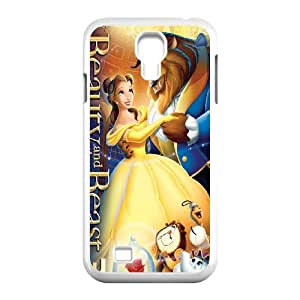 Samsung Galaxy S4 I9500 Phone Case Beauty and the Beast BAB8018