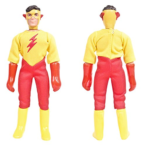 Teen Titans 7 Inch Action Figures Series 1: Kid Flash [Loose in Factory Bag]