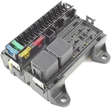 4 Way Automobile Relais Boîte Support de relais auto voiture 12 V
