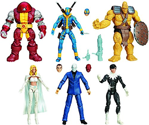 Marvel Infinite Action Figures Wave 7 Set of 6